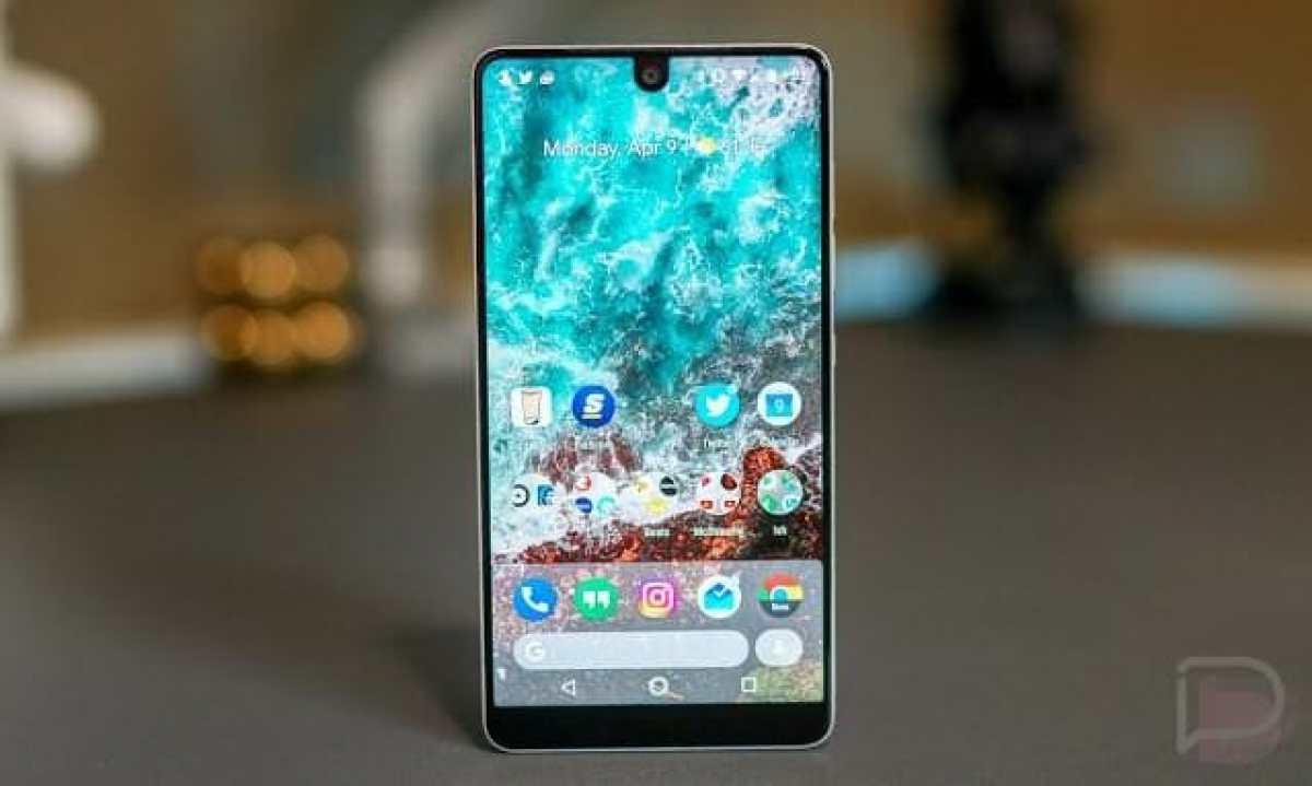 - เหตุผลที่สมาร์ทโฟน Android แบบจอไร้ขอบจึงมีขอบล่างที่หนากว่า iPhone