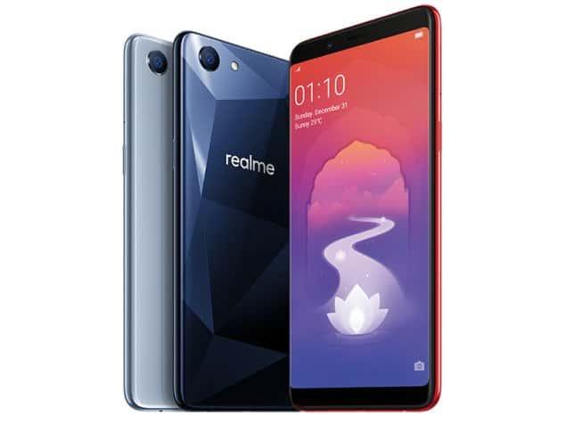 - 1532074799 635 Realme 1 db normal ndtv 2 - Realme แบรนด์สมาร์ทโฟนราคาคุ้มค่าจ่อเข้าไทย