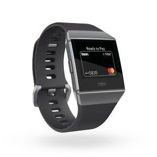 - Mastercard จับมือ Fitbit เปิดตัว 'Fitbit Pay' เพื่อการจับจ่ายที่สะดวกและมั่นใจ