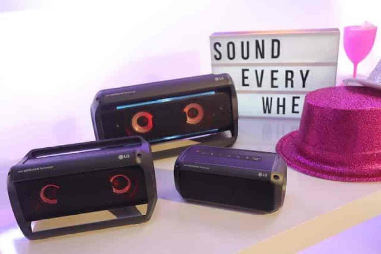 - LGAudio2018PressConference28629 1 - LG  เปิด LG Sound Bar ใหม่, LG XBOOM, LG XBOOM Go ในไทย