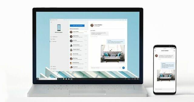- yourphone - รีวิว Phone Mirroring ฟีเจอร์ใหม่ของ Windows 10 ที่จะมาเชื่อมมือถือกับ PC เข้าด้วยกัน