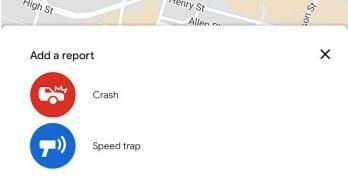 - ap resize - Google Maps ทดสอบฟีเจอร์รายงานอุบัติเหตุและตรวจจับความเร็ว
