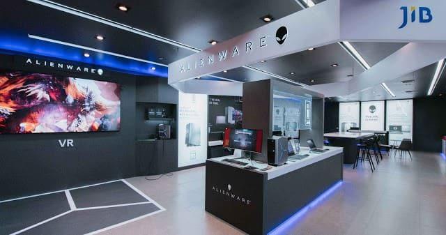 - 01AlienwareExperienceStore - สาวกเอเลี่ยนห้ามพลาด Alienware Experience Store เปิดแล้ววันนี้ที่เซ็นทรัลเวิลด์