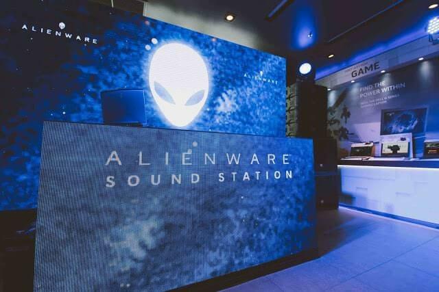 - 12AlienwareExperienceStore - สาวกเอเลี่ยนห้ามพลาด Alienware Experience Store เปิดแล้ววันนี้ที่เซ็นทรัลเวิลด์