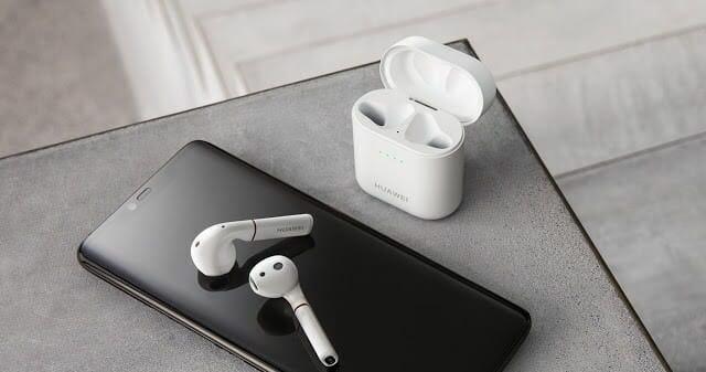 - 20181130153249202123 - Huawei เปิดตัว HUAWEI FreeBuds 2 หูฟังไร้สายแบบ True Wireless รุ่นใหม่รองรับการชาร์จไร้สาย และสามารถยืนยันตัวคนผู้พูดด้วยลักษณะการสั่นของกระดูกได้