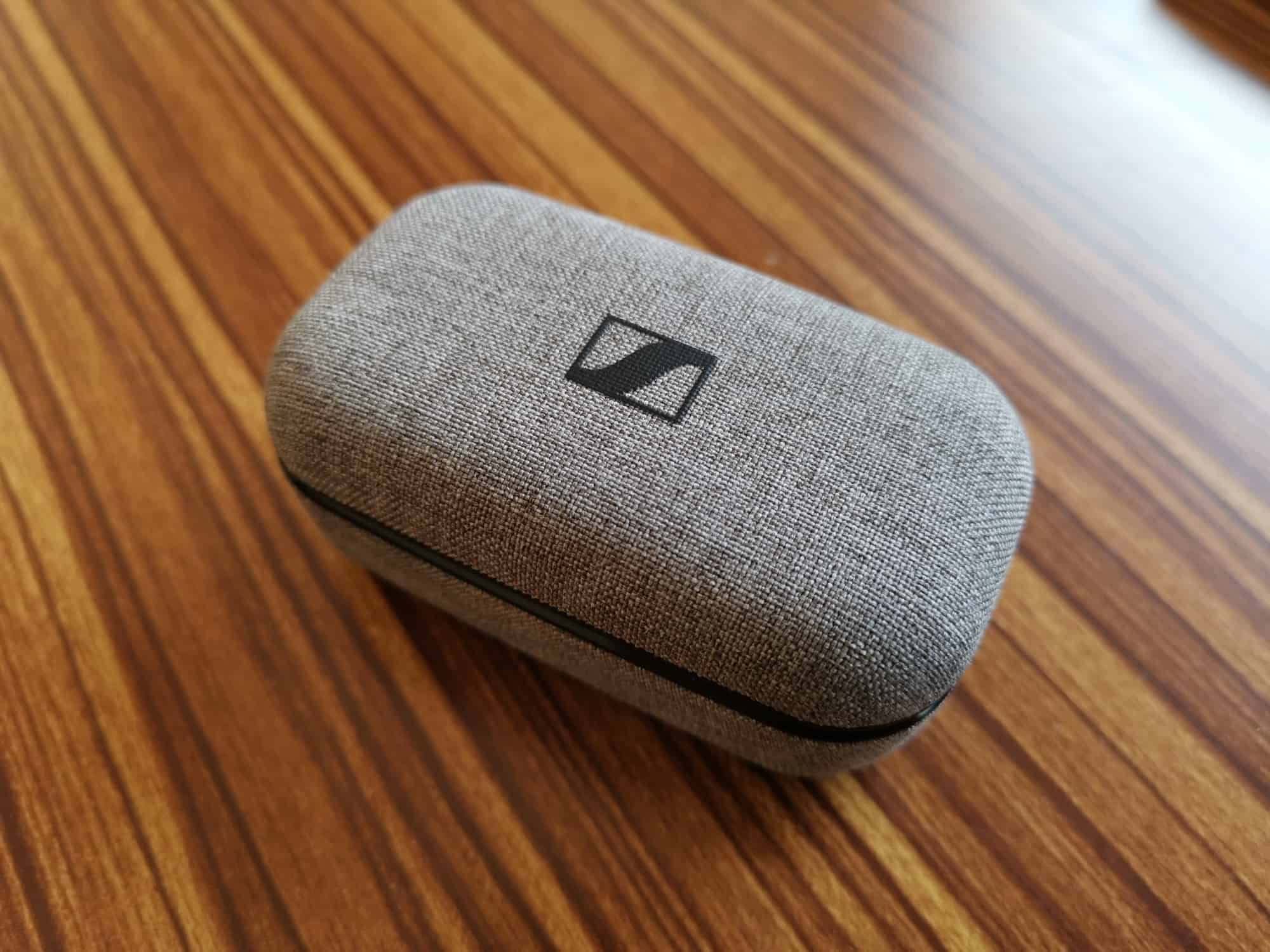 sennheiser momentum - รีวิว Sennheiser Momentum True Wireless
