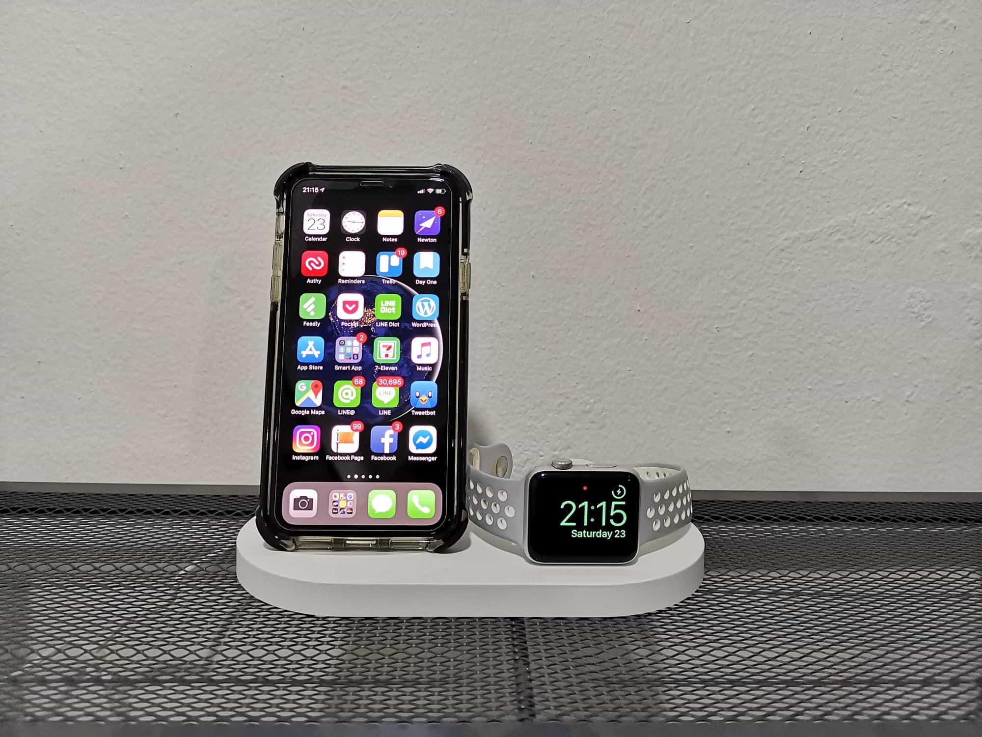 - รีวิว Belkin BOOST↑UP Wireless Charging Dock