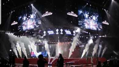 - ประกาศผลผู้ชนะการแข่งขัน 'Arena of Valor International Championship 2018 ทีมจากไทยได้อัน 4 รับเงินรางวัล 1 ล้านบาท