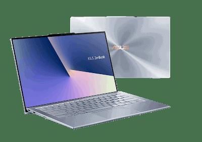 - ASUSZenBookS13 UX392 4 sidedNanoEdge - ASUS เปิดตัวกลุ่มผลิตภัณฑ์โน๊ตบุ้คใหม่ในงาน CES 2019 อัปเกรดสเปก พร้อมเปิดตัว StudioBook S ซีรีส์ใหม่ล่าสุด