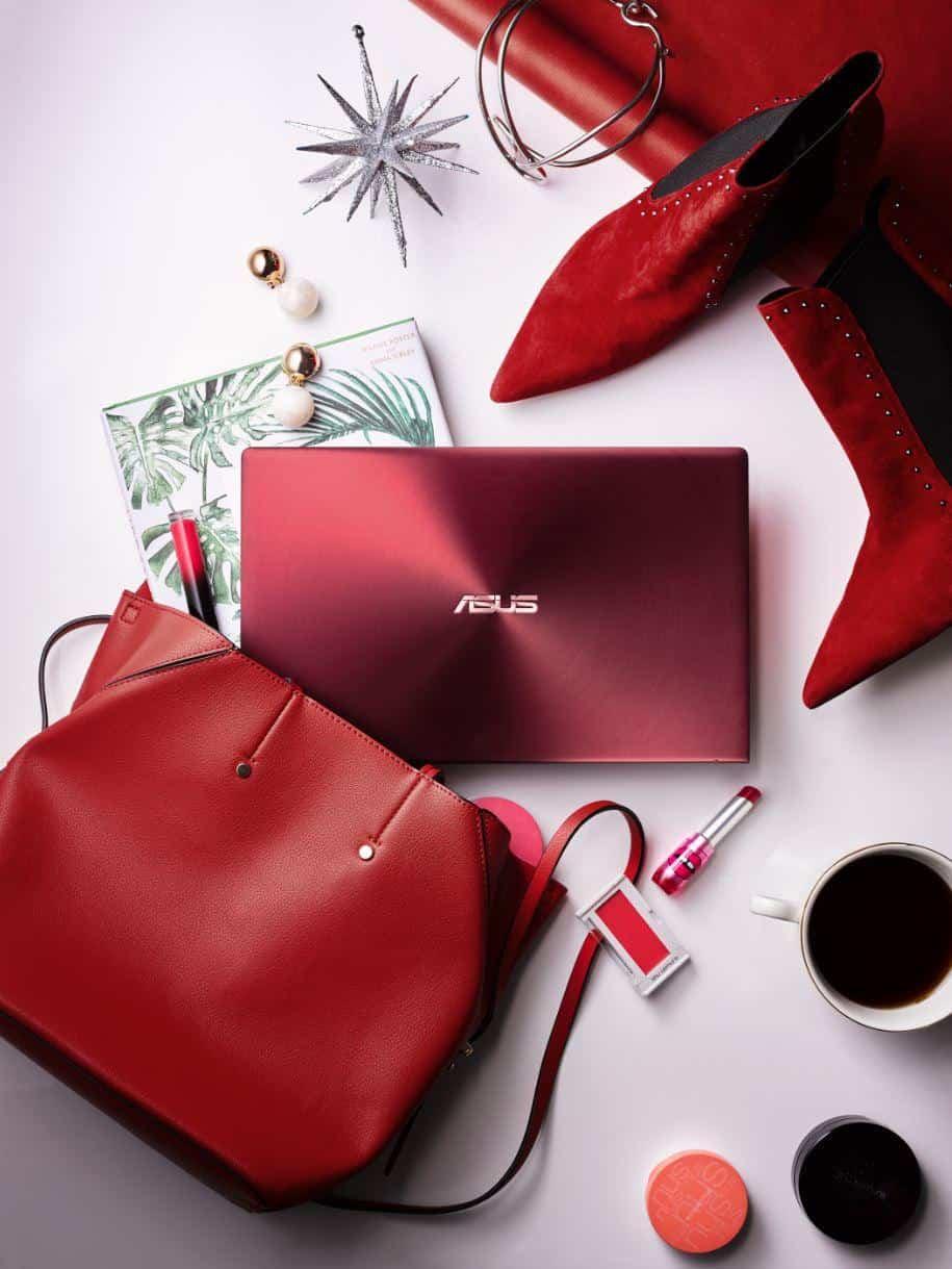 ASUS เปิด ZenBook 13 สีใหม่ Burgundy Red สวยบาดใจ - ASUS เปิด ZenBook 13 สีใหม่ Burgundy Red สวยบาดใจ