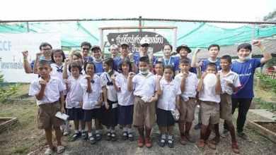 - Ericsson05 - อีริคสัน ประเทศไทยจัดกิจกรรมให้บริการเพื่อสังคม ณ โรงเรียนวัดบ้านเขาแหลม อำเภอชัยบาดาล จังหวัดลพบุรี