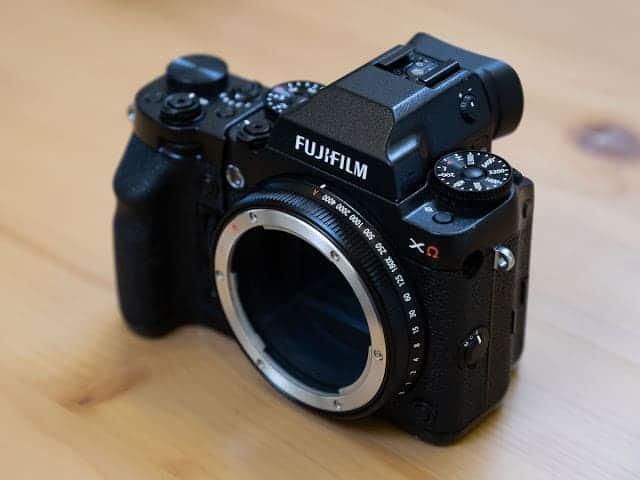 - Fujifilm GFX XCEA9 modular medium format mirrorless camera prototype 3 - ชมกล้องต้นแบบ Fujifilm GFX XΩ กล้อง Medium Format แบบ Modular เปลี่ยนชิ้นส่วนได้