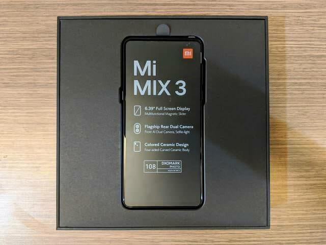 - IMG 20190116 221328 - รีวิว Xiaomi Mi MIX 3: สเปกโหดสะใจ จอไร้ขอบไร้ติ่งเต็มตา วัสดุเซรามิกหรูหรา ในราคา 18,999 บาท
