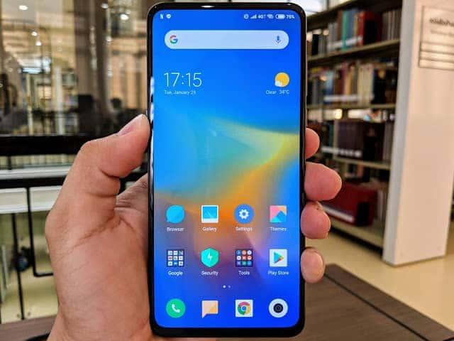 - IMG 20190129 171526 - รีวิว Xiaomi Mi MIX 3: สเปกโหดสะใจ จอไร้ขอบไร้ติ่งเต็มตา วัสดุเซรามิกหรูหรา ในราคา 18,999 บาท