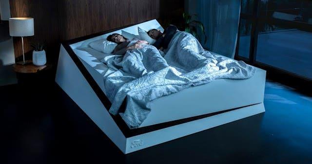 - LKB Hero - Ford เผยแนวคิด ที่นอนสำหรับคนนอนดิ้น
