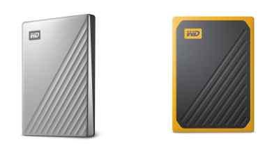 - MP Ultra Hero 12mm Silver side - WD เปิดตัวไดรฟ์แบบพกพา My Passport Go SSD และ My Passport Ultra HDD โฉมใหม่ที่งานคอมมาร์ท 2019