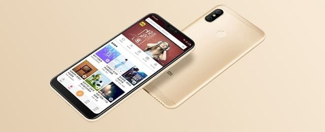 - Screenshot 18 11 - Xiaomi เปิดตัว Mi A2 และ Mi A2 Lite สมาร์ทโฟน Android One เน้นกล้อง