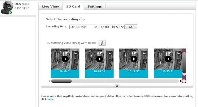 - Screenshot 2 2 - รีวิว กล้องวงจรปิด D-Link HD Wi-Fi Camera DSC-936L ดูออนไลน์ได้ทุกที่ทุกเวลา พร้อมระบบอัดคลิปและแจ้งเตือนเข้ามือถืออัตโนมัติ