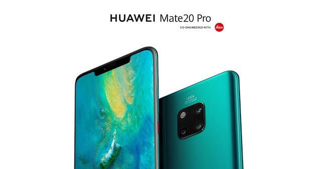 - Screenshot 5 - HUAWEI Mate 20 Pro ได้รับรางวัลสมาร์ทโฟนยอดเยี่ยมจากผู้จัดงาน MWC2019