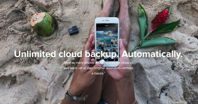 - GoPro อัปเดตแพลน GoPro Plus ให้พื้นที่คลาวด์ไม่จำกัดพร้อมส่วนลดซื้ออุปกรณ์เสริม