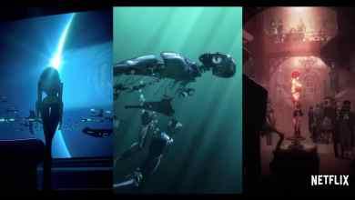 love death + robot - LOVE DEATH + ROBOT ซีรีส์รวมอนิเมชันสั้นสุดคูล งานภาพตระการตา