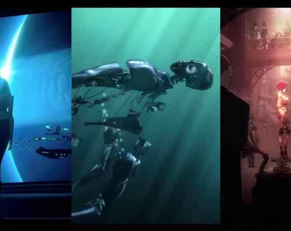 love death + robot - Screenshot 79 - LOVE DEATH + ROBOT ซีรีส์รวมอนิเมชันสั้นสุดคูล งานภาพตระการตา