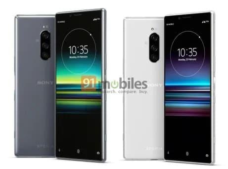 - Sony XPeria 1 grey and silver - หลุดสเปกและราคาสมาร์ทโฟน Sony ใหม่ถึง 4 รุ่น เปลี่ยนวิธีตั้งชื่อรุ่นใหม่(อีกแล้ว!)