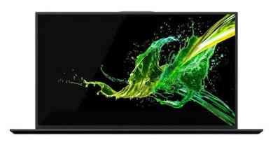 - ที่สุดแห่งการพกพา Acer เปิดตัว Acer Swift 7 หนาเพียง 9.95 มม. หนักเพียง 890 กรับเท่านั้น สแกนลายนิ้วมือที่ปุ่ม Power กล้องซ่อนใต้คีย์บอร์ด