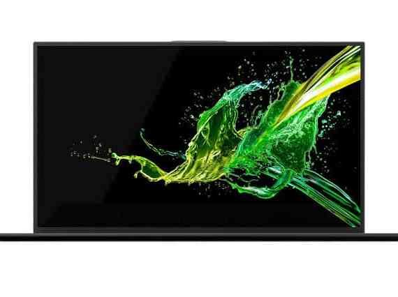 - Swift7 06 - ที่สุดแห่งการพกพา Acer เปิดตัว Acer Swift 7 หนาเพียง 9.95 มม. หนักเพียง 890 กรับเท่านั้น สแกนลายนิ้วมือที่ปุ่ม Power กล้องซ่อนใต้คีย์บอร์ด