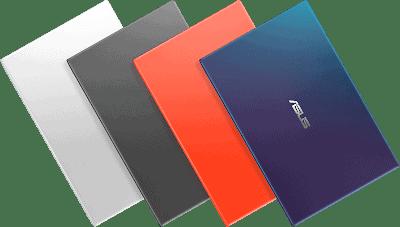 - VivoBook14 15 Extremelycompactchassisavailableinfourtrendycolors - ASUS เปิดตัวกลุ่มผลิตภัณฑ์โน๊ตบุ้คใหม่ในงาน CES 2019 อัปเกรดสเปก พร้อมเปิดตัว StudioBook S ซีรีส์ใหม่ล่าสุด