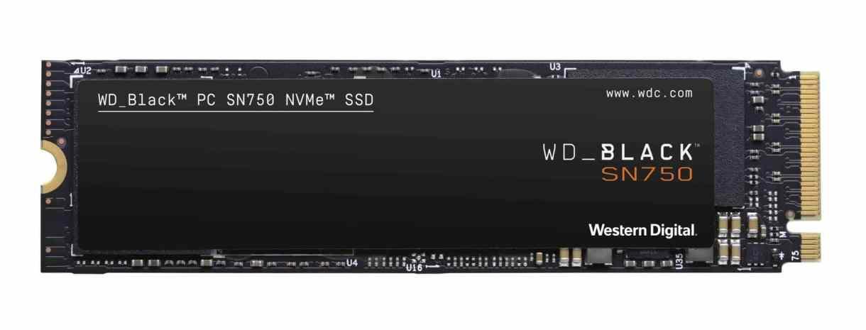 - WD Black SN750 Noheatsink 2000x762 - WD เปิดตัว SSD NVMe รุ่นที่ 2 เร็วกว่าเดิม ความจุสูงสุด 2 TB พร้อมฮีตซิงค์