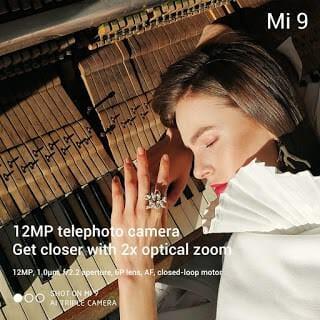 - Xiaomi Mi 9 Secondary Rear Camera - Xiaomi เปิดตัว Mi9 สเปกจัดเต็ม กล้อง 3 ตัวคะแนน DxOMark 107 ในราคาเอื้อมถึง
