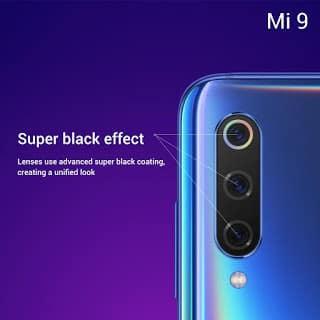 - Xiaomi Mi 9 Super Black Effect - Xiaomi เปิดตัว Mi9 สเปกจัดเต็ม กล้อง 3 ตัวคะแนน DxOMark 107 ในราคาเอื้อมถึง