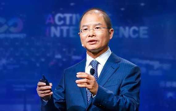 - eric xu hc2018 Mobile - สรุปบทสัมภาษณ์ CEO หมุนเวียนของ Huawei กับสื่อเยอรมันด้านความปลอดภัยและความสัมพันธ์กับเยอรมันและอเมริกา