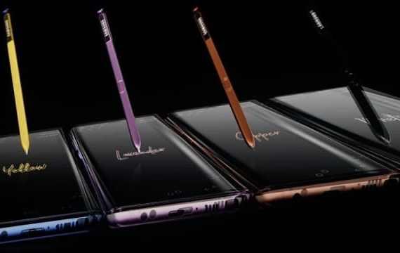 - galaxy note 9 s pen colors - 11 พนักงานจากสายการผลิตจอ Samsung โดนฟ้องเนื่องจากขายความลับการผลิตจอให้บริษัทจีน