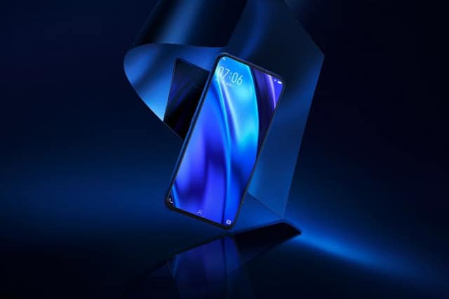 - gsmarena 002 4 - vivo NEX Dual Display Edition มาพร้อมหน้าจอด้านหลัง และวงแหวนที่เป็นมากกว่าความสวยงาม
