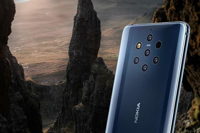 - nokia 9 pureview hero desktop 2 - สรุป Nokia MWC2019 เปิดตัว Nokia 9 PureView มือถือกล้องหลัง 5 ตัวสุดเทพ อัปเดตมือถือซีรีส์ 1, 3, 4 และฟีเจอร์โฟนเน้นใช้อินเทอร์เน็ต