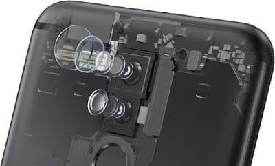 - pic four camera page3 phone mobile - The evolution of HUAWEI nova เรื่องราววิวัฒนาการของหัวเว่ยโนวา
