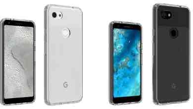 google pixel 3a - เผยโฉม Google Pixel 3a/3a XL จากผู้ผลิตเคส