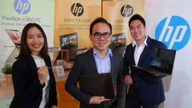 - HP TH Executives - HP ประเทศไทย เผยโฉม HP ENVY x360 รุ่นล่าสุด เริ่มต้น 29,990 บาท