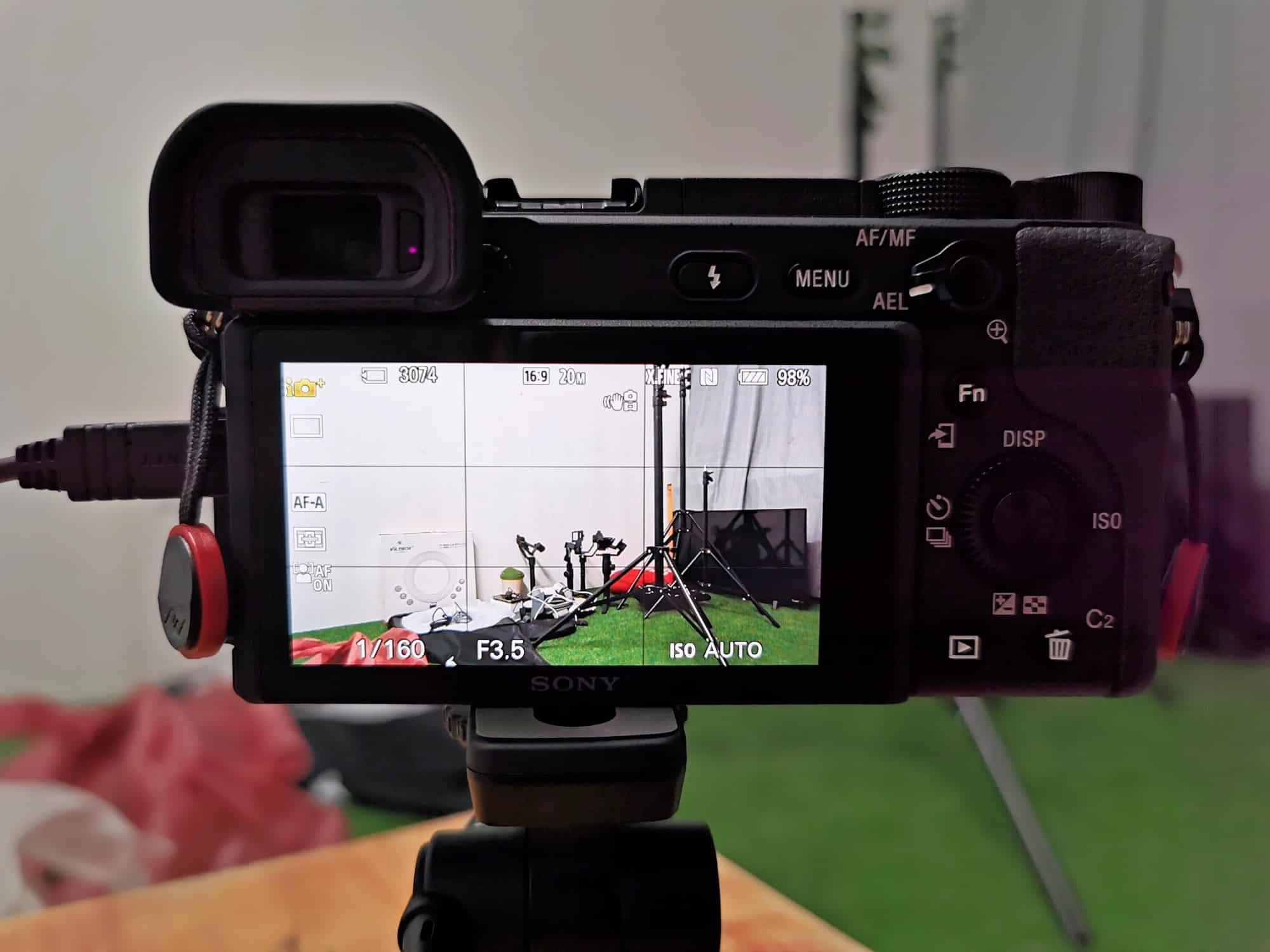 - Sony a6400 กล้องที่ช่วยทำให้การถ่าย VLOG สนุกยิ่งขึ้น