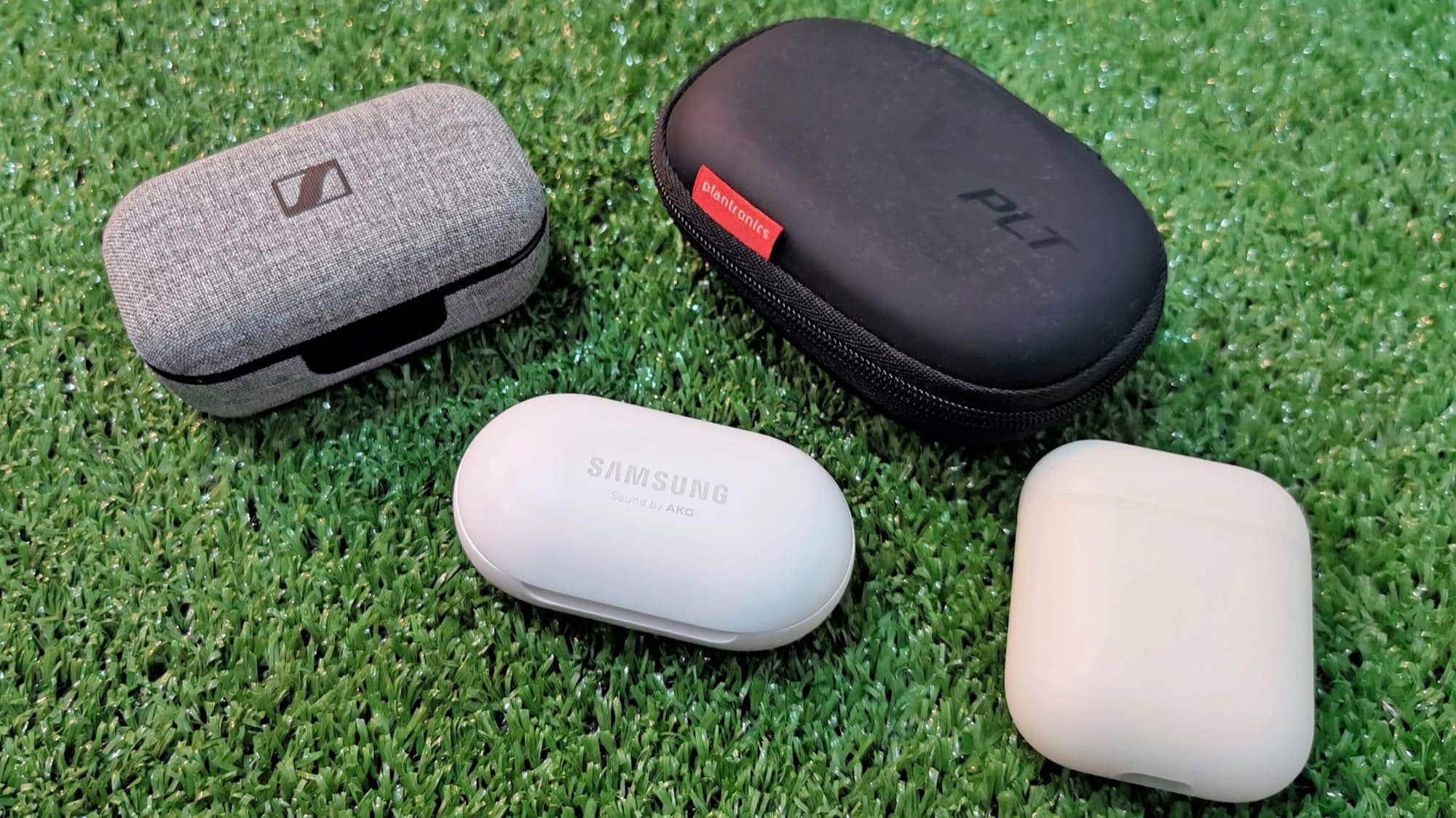 galaxy buds - รีวิว Samsung Galaxy Buds หูฟัง True Wireless รองรับการชาร์จไร้สาย