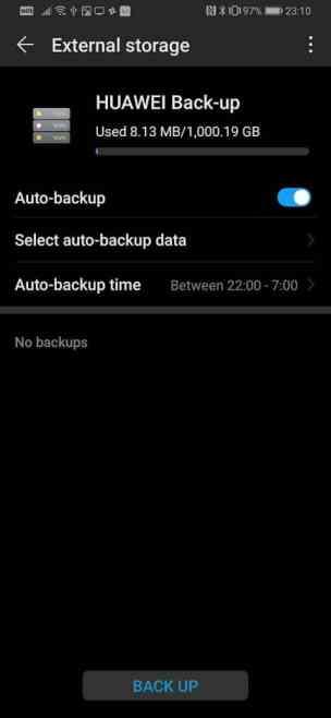 - Screenshot 20190422 231050 com - รีวิว HUAWEI Back-up โซลูชั่นแบ็คอัพข้อมูลสุดสะดวกเพื่อชาว HUAWEI