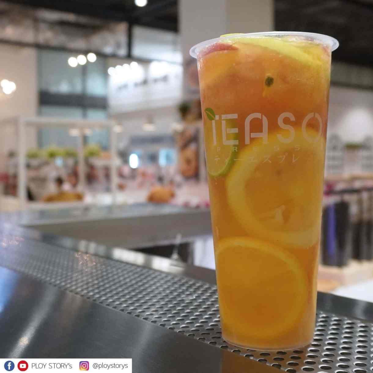 - 10 - รีวิวร้านชา TEASO สวรรค์ของคนรักชา ต้นตำรับจากฮ่องกง คนลดน้ำหนักกินได้แบบไม่รู้สึกผิด