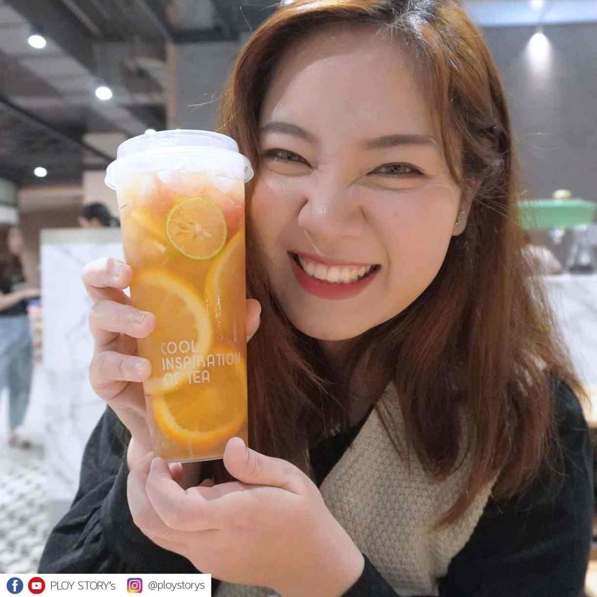 - 11 - รีวิวร้านชา TEASO สวรรค์ของคนรักชา ต้นตำรับจากฮ่องกง คนลดน้ำหนักกินได้แบบไม่รู้สึกผิด