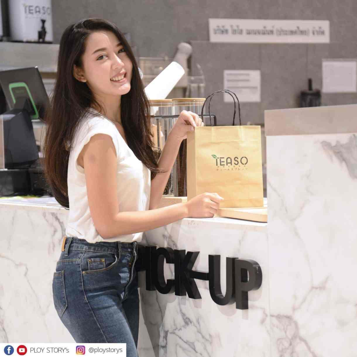 - 12 - รีวิวร้านชา TEASO สวรรค์ของคนรักชา ต้นตำรับจากฮ่องกง คนลดน้ำหนักกินได้แบบไม่รู้สึกผิด