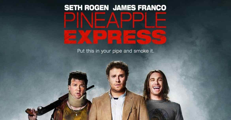Pineapple Express | เมื่อสองคู่หูสายสมุนไพรต้องหนีจากแก๊งมาเฟีย - BACcover 18 - Pineapple Express | เมื่อสองคู่หูสายสมุนไพรต้องหนีจากแก๊งมาเฟีย