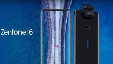 เปิดตัว asus zenfone 6 ตัวท็อปกล้องหมุนได้ - เปิดตัว ASUS ZenFone 6 ตัวท็อปกล้องหมุนได้