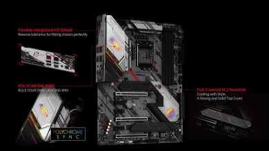 เมนบอร์ด asrock z390 รุ่นใหม่ ยกระดับความแรง สุดไฮเอนด์ - เมนบอร์ด ASRock Z390 รุ่นใหม่ ยกระดับความแรง สุดไฮเอนด์