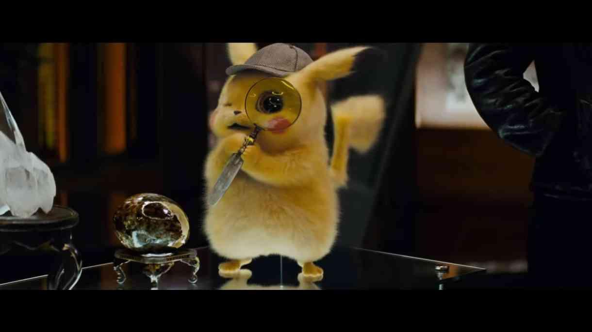 pokémon detective pikachu | แค่ได้ดูโปเกม่อนที่เราชอบเดินไปเดินมาบนจอก็คุ้มแล้ว - Pokémon Detective Pikachu | แค่ได้ดูโปเกม่อนที่เราชอบเดินไปเดินมาบนจอก็คุ้มแล้ว